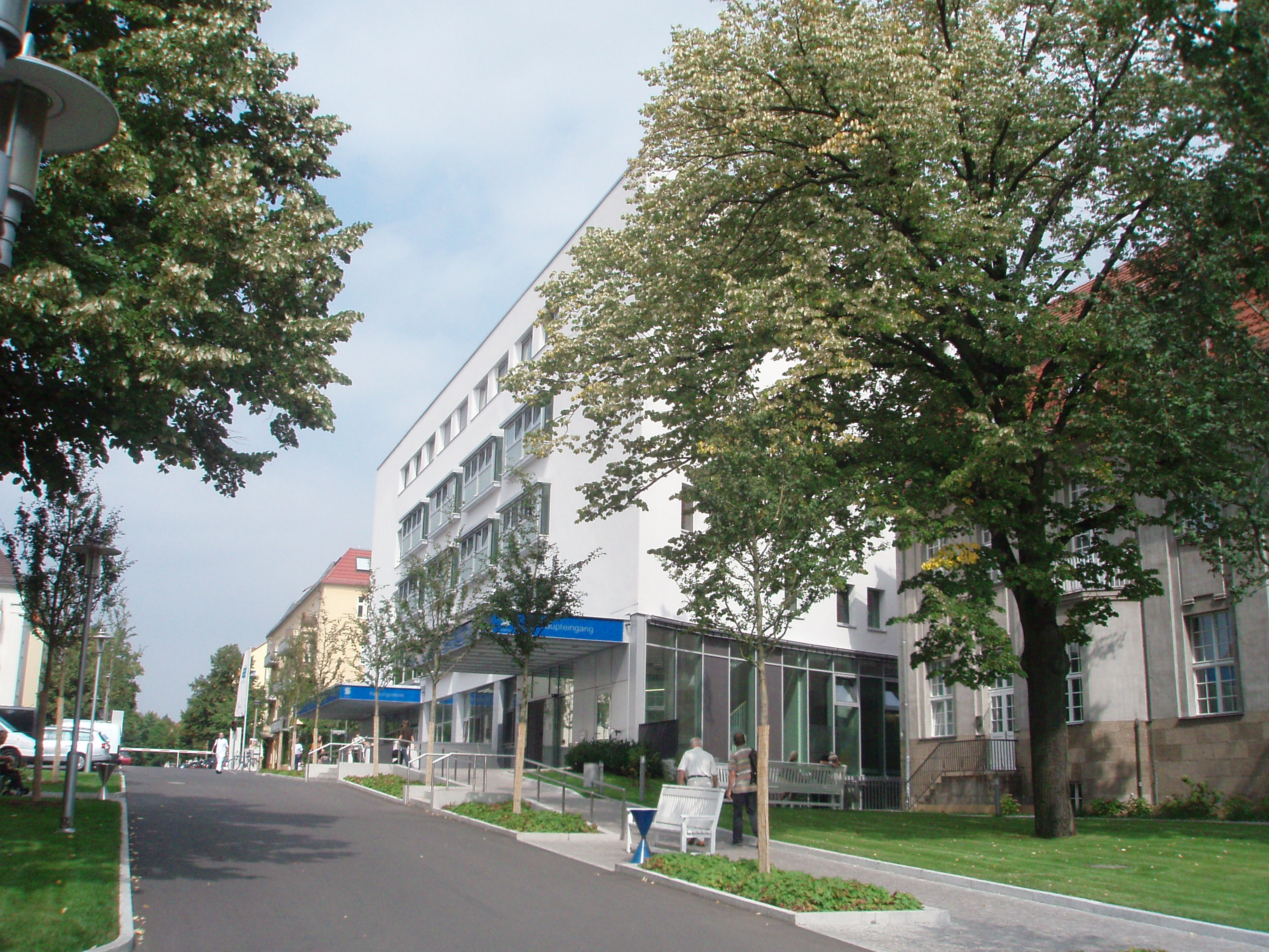 Sana Klinikum Lichtenberg Haus A