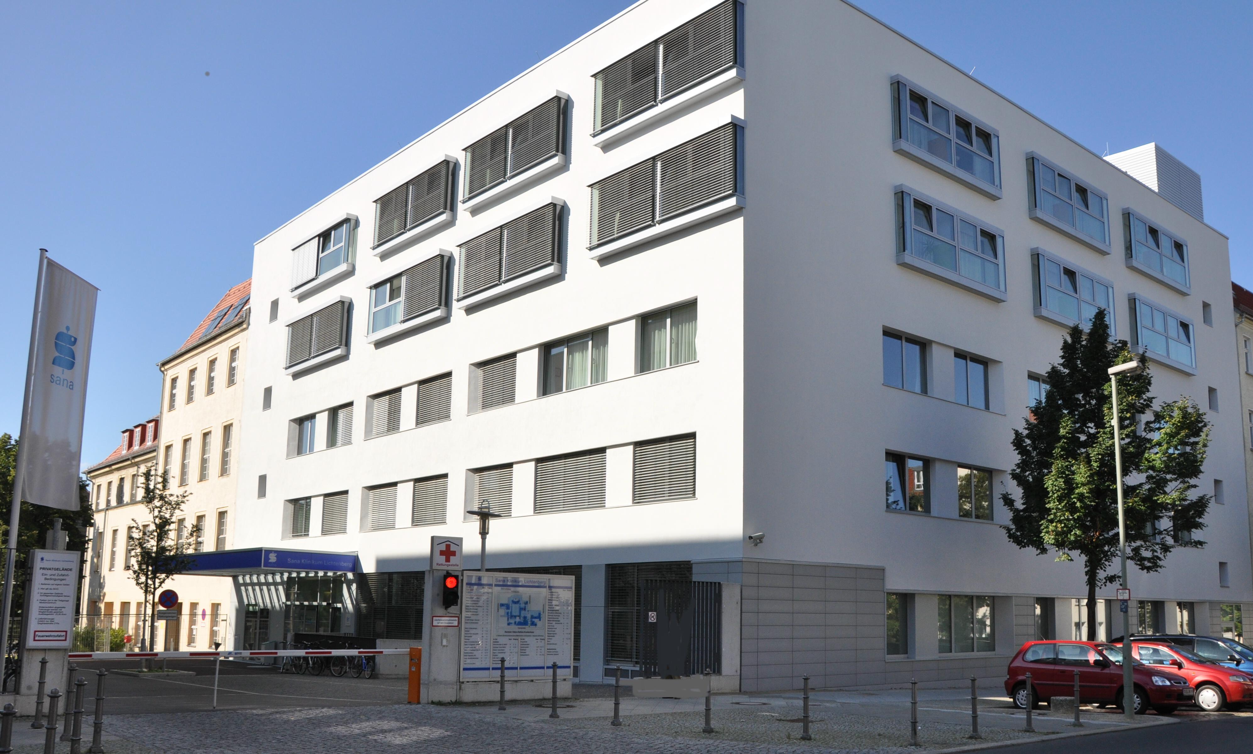 Sana Klinikum Lichtenberg Haus B